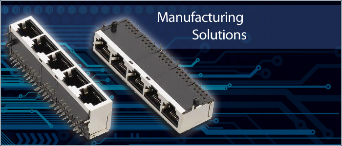 Providing Manufacturing Solutions